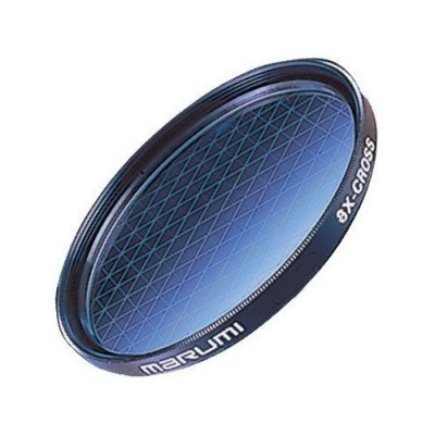 Лучевой фильтр Marumi 8XCross 62mm