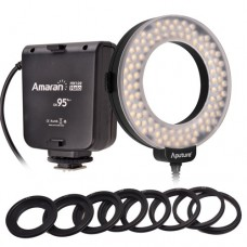 Кольцевая вспышка Aputure Amaran Halo AHL-HN100 for Nikon