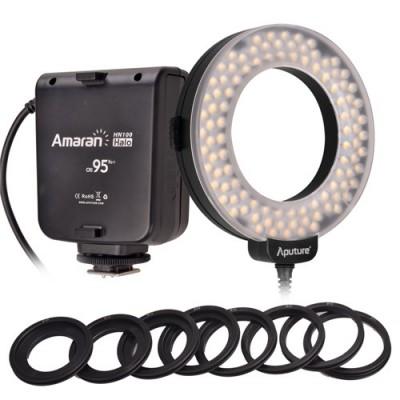 Кольцевая вспышка Aputure Amaran Halo AHL-HN100 for Nikon