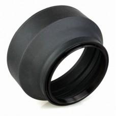 Бленда JJC LS-62S резиновая для объектива 62mm