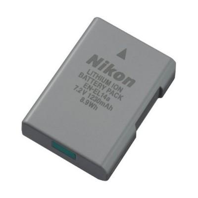 Аккумулятор Nikon EN-EL14A ДЛЯ D3100, D3200, D3300, D5100, D5200, D5300, D5500, P7000, P7100, P7700, P7800, DF.