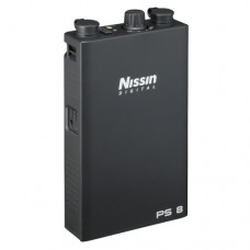 Внешний батарейный блок Nissin PS8 для вспышек Nikon