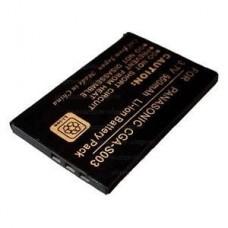 Аккумулятор Panasonic CGA-S003 / CGR-S003