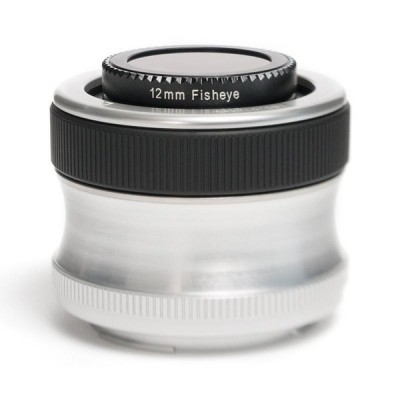 Объектив Lensbaby Scout with Fisheye for Pentax K