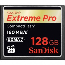 Флеш карта CF 128GB SanDisk Extreme Pro 160MB/s (SDCFXPS-128G-X46)