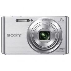 Компактный фотоаппарат  SonyCyber-shot DSC-W830-Silver