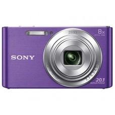 Компактный фотоаппарат Sony Cyber-shot DSC-W830 Фиолетовый
