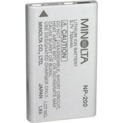 Аккумулятор KONICA MINOLTA NP-200
