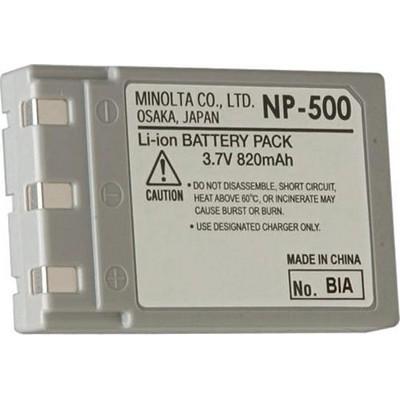 Аккумулятор KONICA MINOLTA NP-500 NP-600