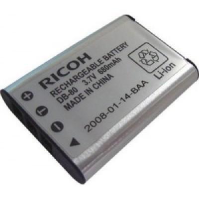 Аккумулятор RICOH DB-80 D-LI78