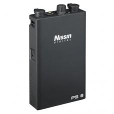 Внешний батарейный блок Nissin PS8 для вспышек Canon