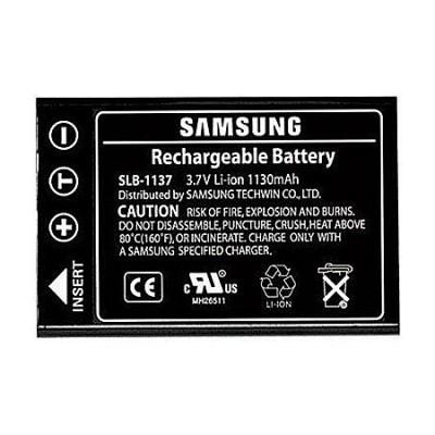 Аккумулятор Samsung SLB-1037, SLB-1137, OLYMPUS Li-20B