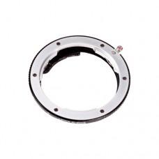 Переходное кольцо Flama FL-C-LR-AF для объективов Leica L/R под байонет EOS (EF) с чипом