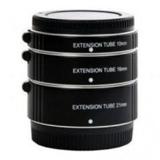 Набор удлинительных колец Flama FL-NM47A AF для макросъемки для Nikon 1