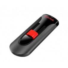 Флеш накопитель 128GB SanDisk CZ60 Cruzer Blade Glide, USB 2.0, Black (SDCZ60-128G-B35)