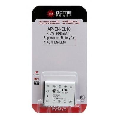 Аккумулятор AcmePower AP-EN-EL10