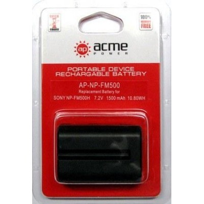 Аккумулятор AcmePower AP-NP-FM500H