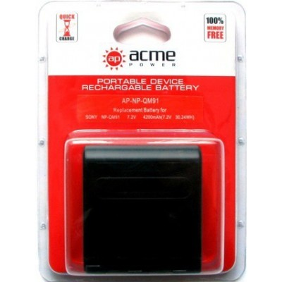 Аккумулятор AcmePower AP-NP-QM91