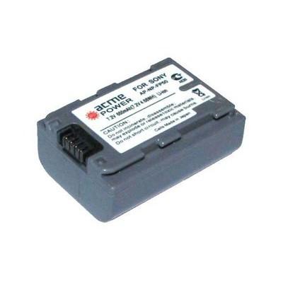 Аккумулятор AcmePower AP-NP-FP50 NP-FP51 NP-FP30