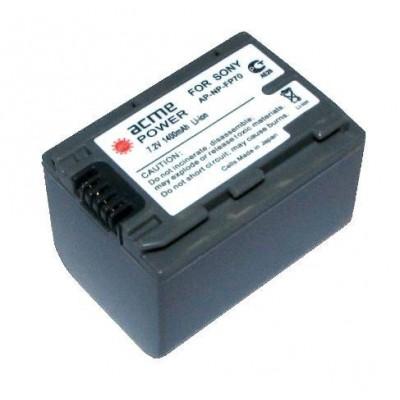 Аккумулятор AcmePower AP-NP-FP70 NP-FP71 NP-FP60
