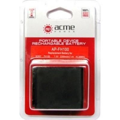 Аккумулятор AcmePower AP-NP-FH100 / NP-FH90