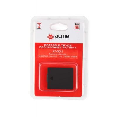 Аккумулятор AcmePower AP CGA-S001E / CGR-S001