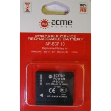 Аккумулятор AcmePower AP-DMW-BCF10E / DMW-BCF10 / CGA-S/106C
