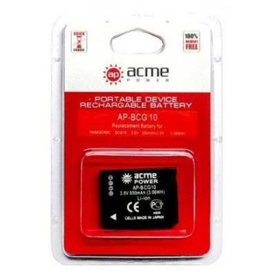 Аккумулятор AcmePower AP-DMW-BCG10E / DMW-BCG10