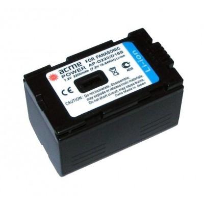 Аккумулятор AcmePower AP-CGR-D220 CGR-D16S / CGR-D16