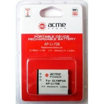 Аккумулятор AcmePower AP-LI-70B