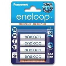 Аккумулятор Panasonic Eneloop BK-4MCCE/4BE 750 mAh 4шт AAA