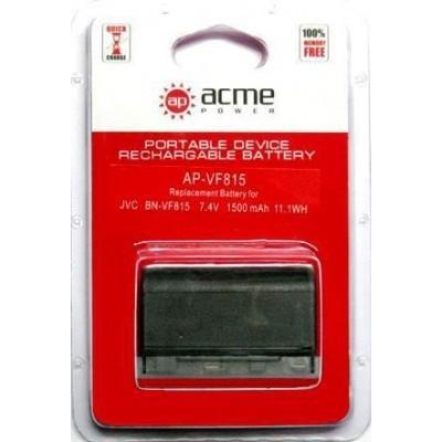 Аккумулятор AcmePower AP-BN-VF815U / BN-VF815