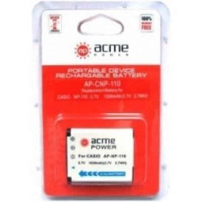 Аккумулятор AcmePower AP-Casio NP-110