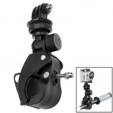 Крепление на руль-раму велосипеда для камер GoPro HERO3+, 4+ универсальное