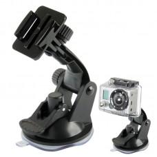 Крепление-присоска для камер GoPro регулируемое