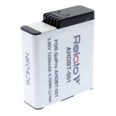 Аккумулятор для экшн-камеры Relato AHDBT-501