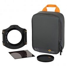 Чехол для светофильтров Lowepro GearUp Filter Pouch 100 темно-серый