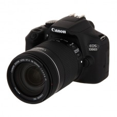 Зеркальный фотоаппарат Canon EOS 1300D Kit EF-S 18-135 mm F/3.5-5.6 IS Black