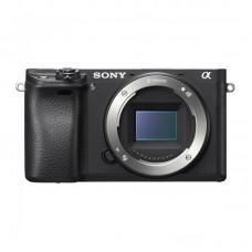 Фотоаппарат со сменной оптикой Sony Alpha ILCE-6300 Body