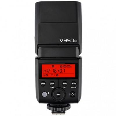 Фотовспышка Godox Ving V350O TTL для Olympus/Panasonic купить с доставкой по РФ