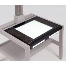Копировальный стол с подсветкой KAISER rePRO Baseplate Illuminated