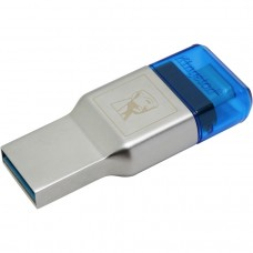 Картридер Kingston FCR-ML3C microSDHC/microSDXC UHS-I USB 3.1/Type-C
