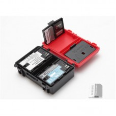 Кейс Fujimi FJ-BATBOX для батарей и карт-памяти