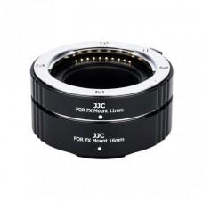 Макрокольца JJC AET-FXS для Fujifilm X-mount