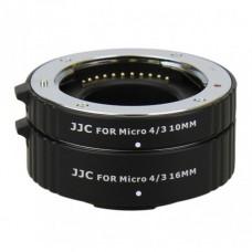 Макрокольца JJC AET-M43S для Micro 4/3 (Olympus/Panasonic)