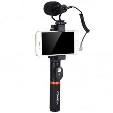 Микрофон для смартфона CoMica CVM-VM10-K3 с рукояткой и пультом