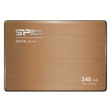 Твердотельный диск 240GB Silicon Power V70 (SP240GBSS3V70S25)