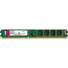 Оперативная память Kingston 4GB 1333МГц DDR3 Non-ECC CL9 DIMM 1Rх8 (KVR13N9S8/4)