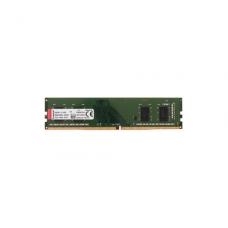 Оперативная память Kingston 4GB 2400МГц DDR4 Non-ECC CL17 DIMM 1Rx16 (KVR24N17S6/4)