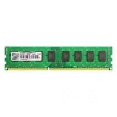 Оперативная память Transcend 2GB U-DIMM DDR3, 1333МГц, 2Rx8, 1.5V (JM1333KLU-2G)